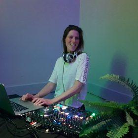 DJ Boeken Vleuten DJ Rosalinde
